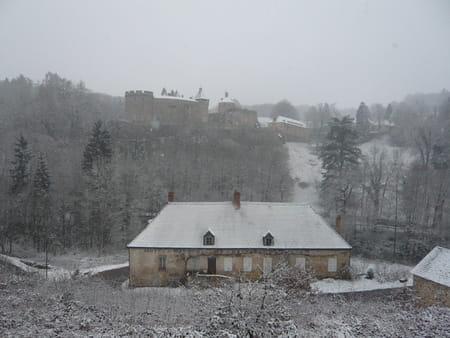 Chastellux-sur-Cure
