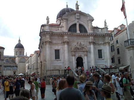 Église Saint-Blaise du Dubrovnik