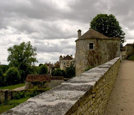 La ville médiévale de Noyers