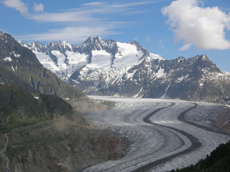 Région du Jungfrau - Aletsch - Bietschhorn