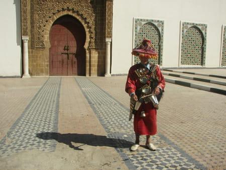 Porte Bab Mansour el Aleuj de Meknès