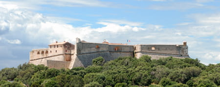 Fort Carré d'Antibes