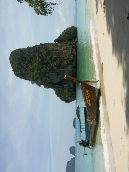 Baie d'Ao Phra Nang