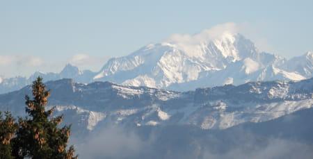 Le panorama du mont Revard