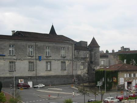 Le château de Cognac