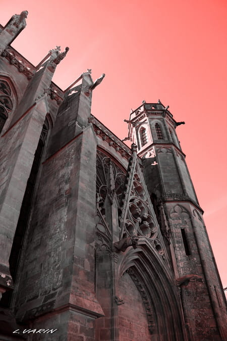 Basilique Saint-Nazaire de Carcassonne