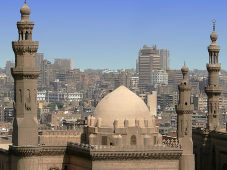 Mosquée et Madrasa du Sultan Hassan au Caire