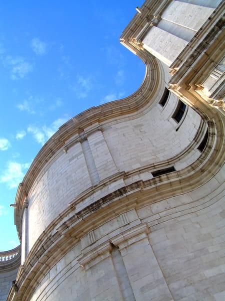 L'église de Santa Engrácia - Panthéon national