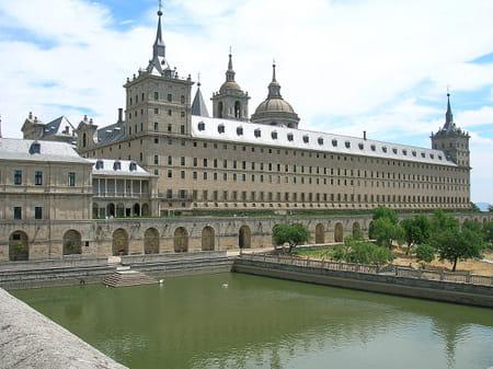 Le monastère de l'Escurial