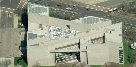 La galerie nationale d'art