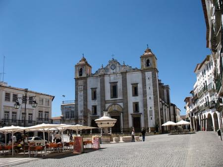 Cathédrale d'Evora