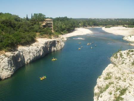 Les sports d'eau vive en France