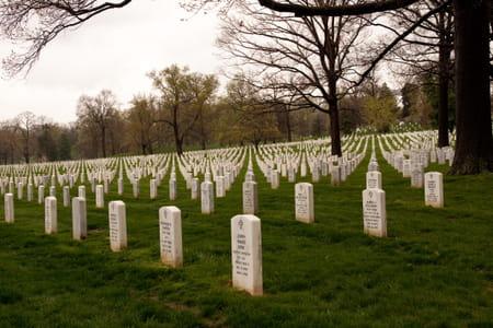 Le cimetière national d'Arlington