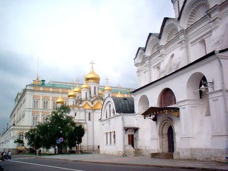 La cathédrale de l'Annonciation