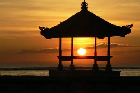 Kuta beach et les stations balnéaires