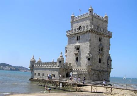 Tour de Belém de Lisbonne