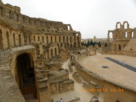 Amphithéâtre d'El Djem