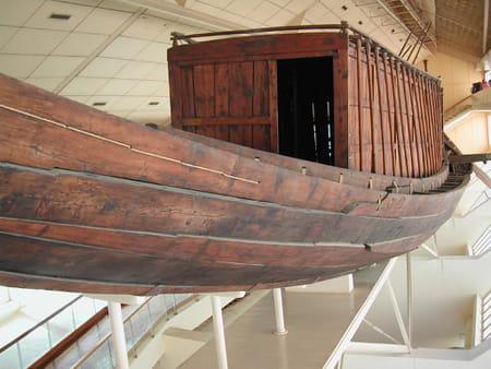Musée de la Barque Solaire du Caire