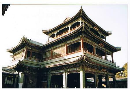 Palais d'été de Pékin