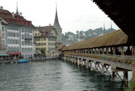 Pont de la Chapelle de Lucerne