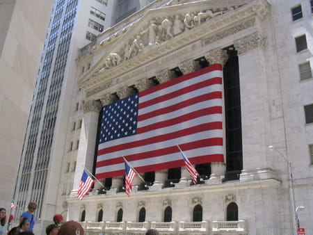Bourse de New York