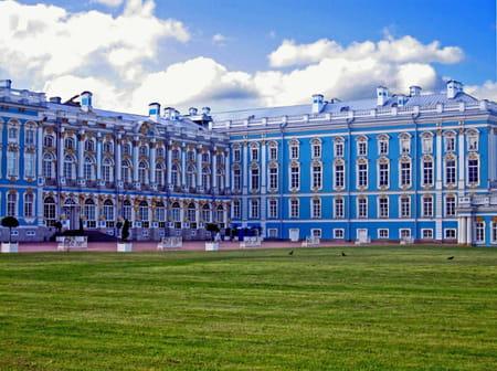 Palais de Tsarskoïe Selo
