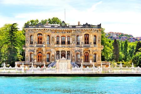 Le palais de Küçüsksu