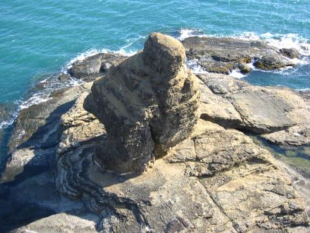 La roche percée