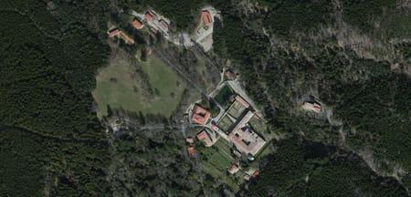 L'abbaye de Vallombrosa