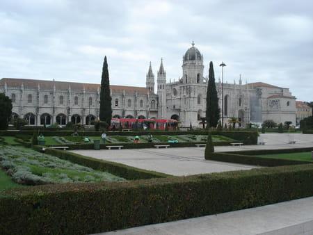 Monastère des Hiéronymites à Lisbonne
