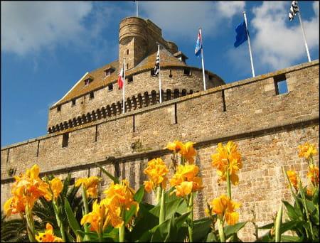 Circuit des remparts de Saint-Malo
