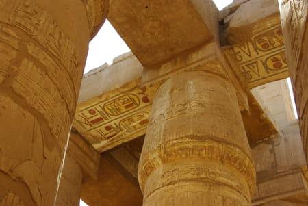 Temples de Karnak à Louxor