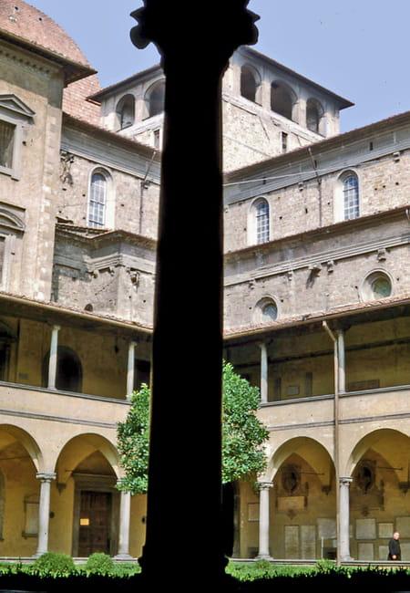 Eglise et cloîtres San Lorenzo de Florence