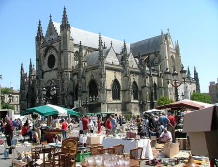 Basilique et tour Saint-Michel de Bordeaux