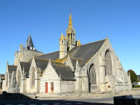 Eglise Saint-Nonna de Penmarch