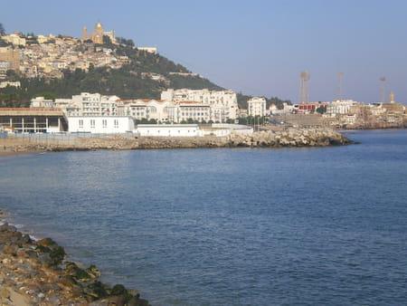 Côte algérienne