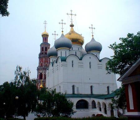 La cathédrale Notre-Dame-de-Smolensk