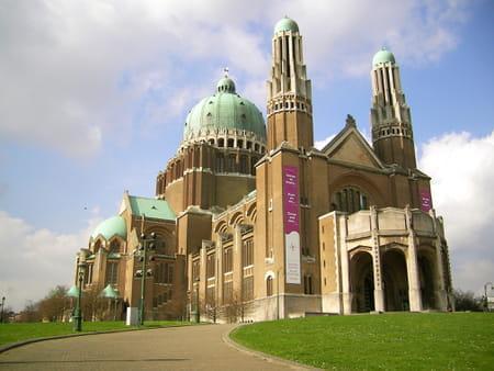 La basilique nationale du Sacré-Cœur de Koekelberg