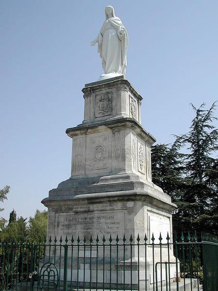 Colline Saint-Eutrope d'Orange