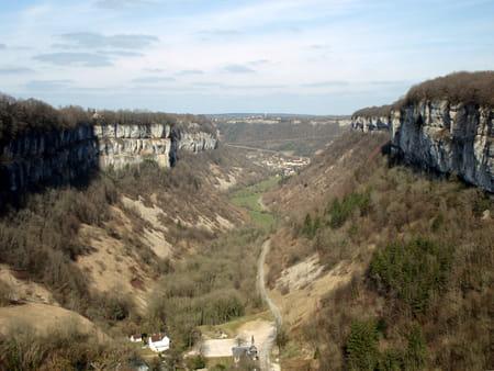 Grottes et cirque de Baume-les-Messieurs