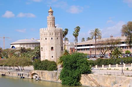 Torre del Oro de Séville