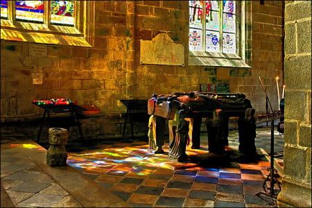 Église Saint-Ronan de Locronan
