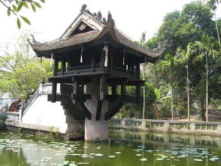 Pagodes de Hanoi