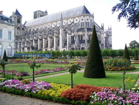 Centre ville de Bourges