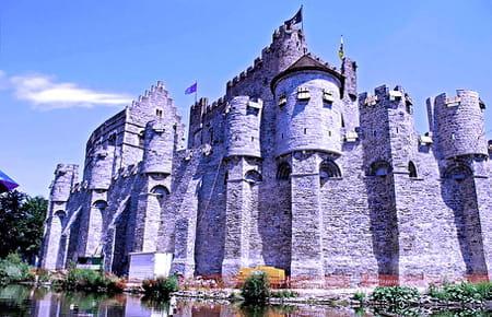 Château des Comtes de Gand