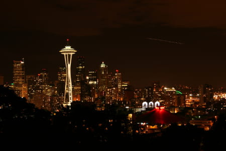 Space Needle de Seattle