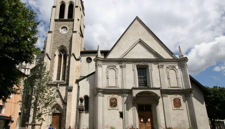 Église Saint-Hippolyte et basilique Saint-François-de-Sales de Thonon-les-Bain