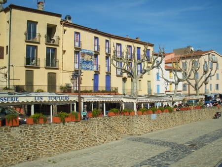 Quartier Mouré de Collioure