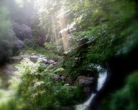 Les Grande et Petite Cascades