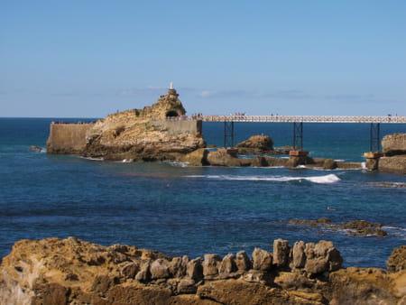 Rocher de la Vierge de Biarritz